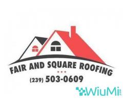 Fair And Square Roofing LLC - Image 1/5