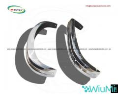 Volkswagen Type 3 bumpers ( 1970-1973 ) stainless steel