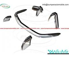 Opel GT year (1968–1973) bumper stainless steel - Image 1/4