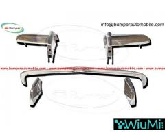 Opel GT year (1968–1973) bumper stainless steel - Image 2/4