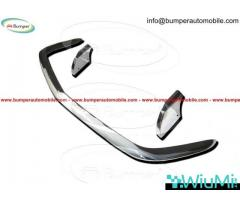 Opel GT year (1968–1973) bumper stainless steel - Image 3/4