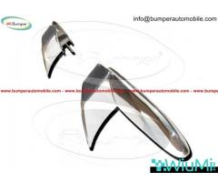 Opel GT year (1968–1973) bumper stainless steel - Image 4/4