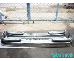 Mercedes Benz W111 Coupe without ribber bumper
