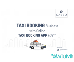 On Demand Online Taxi Booking App With Ultimate Features
