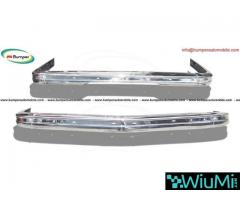 BMW E21 bumper kit new (1975 - 1983) by stainless steel - Image 1/4