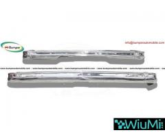 BMW E21 bumper kit new (1975 - 1983) by stainless steel - Image 2/4