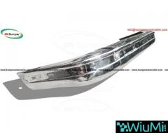 BMW E21 bumper kit new (1975 - 1983) by stainless steel - Image 3/4
