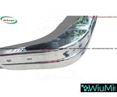 BMW E21 bumper kit new (1975 - 1983) by stainless steel - Image 4/4