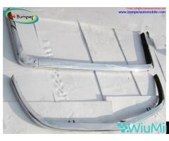 Datsun 240Z bumper kit new (1969-1978) by stainless steel