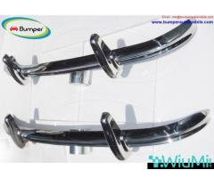Swallow Doretti  bumper kit (1954 - 1955) by stainless steel
