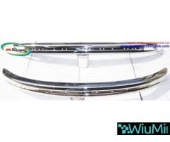 Volkswagen Beetle bumpers 1975 and onwards by stainless steel - Image 4/4