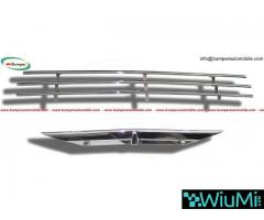 Saab 92 - 92B Grille bumper  (1949-1956) stainless steel - Image 1/3