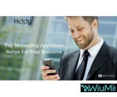 Top Messaging App Clone Script for Your Business