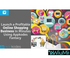 Launch a Profitable Online Shopping Script In Minutes Using Appkodes Fantacy