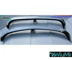 VW Karmann Ghia bumper type (1972-1974) stainless steel - Image 2/5