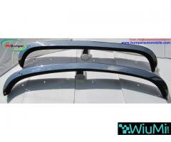 VW Karmann Ghia bumper type (1972-1974) stainless steel - Image 4/5