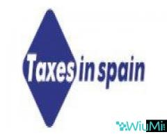 For Non-Resident Tax Declaration in Spain - Contact Us