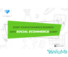 Advanced Social Ecommerce Script Now Available At 50% Off