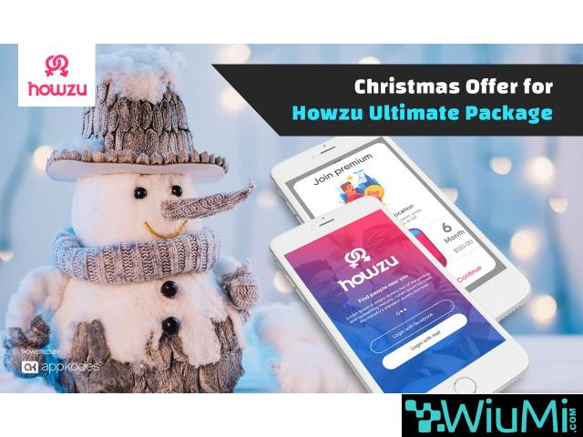 Christmas Sale is Live HOWZU OFFER upto 50% Grab this Deal - 1/1