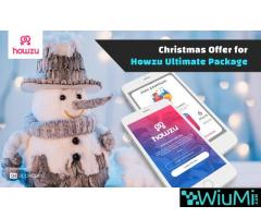 Christmas Sale is Live HOWZU OFFER upto 50% Grab this Deal