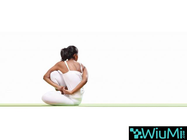 Power Yoga Classes In Hyderabad | Best Yoga Studio | Yoga Certification In Kondapur - 2/5