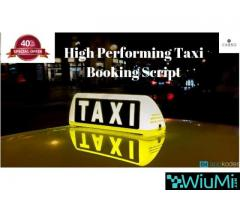 40% Off On High Performing Taxi Booking Script For Online Taxi Booking Business