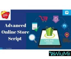 50% Off On Feature Enriched Online Store Platform For E-Commerce Business